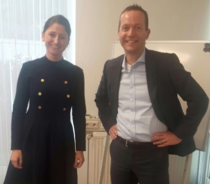 SmitsVandenBroek verwelkomt Evie Pleunis als nieuwe collega