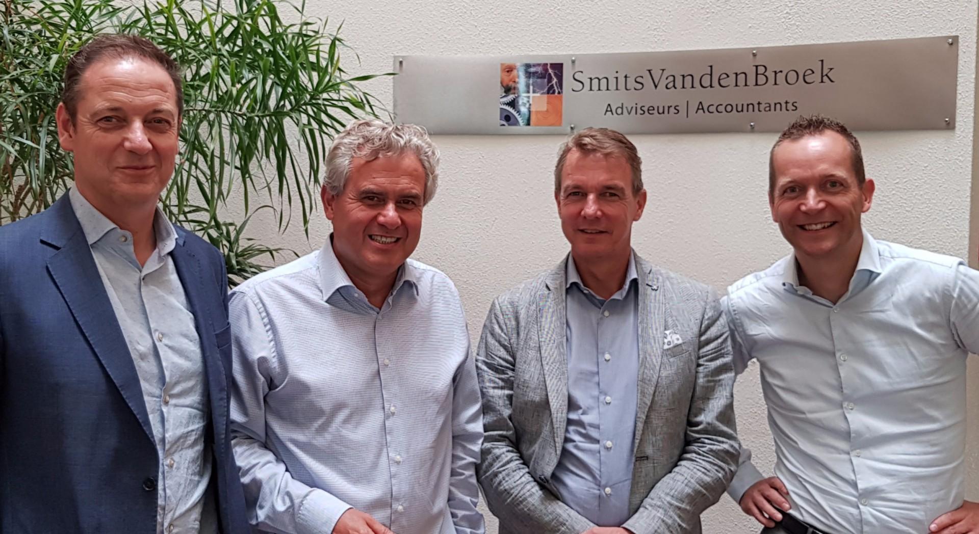 Herman Smits 25 jaar in dienst bij SmitsVandenBroek!