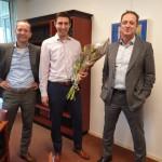 Danny Opgenhaffen viert zijn 12,5 jarig jubileum bij SmitsVandenBroek!