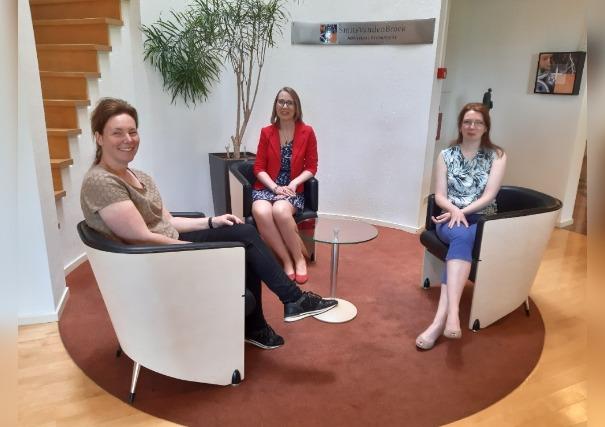 Even voorstellen: drie nieuwe collega's op onze loonafdeling!