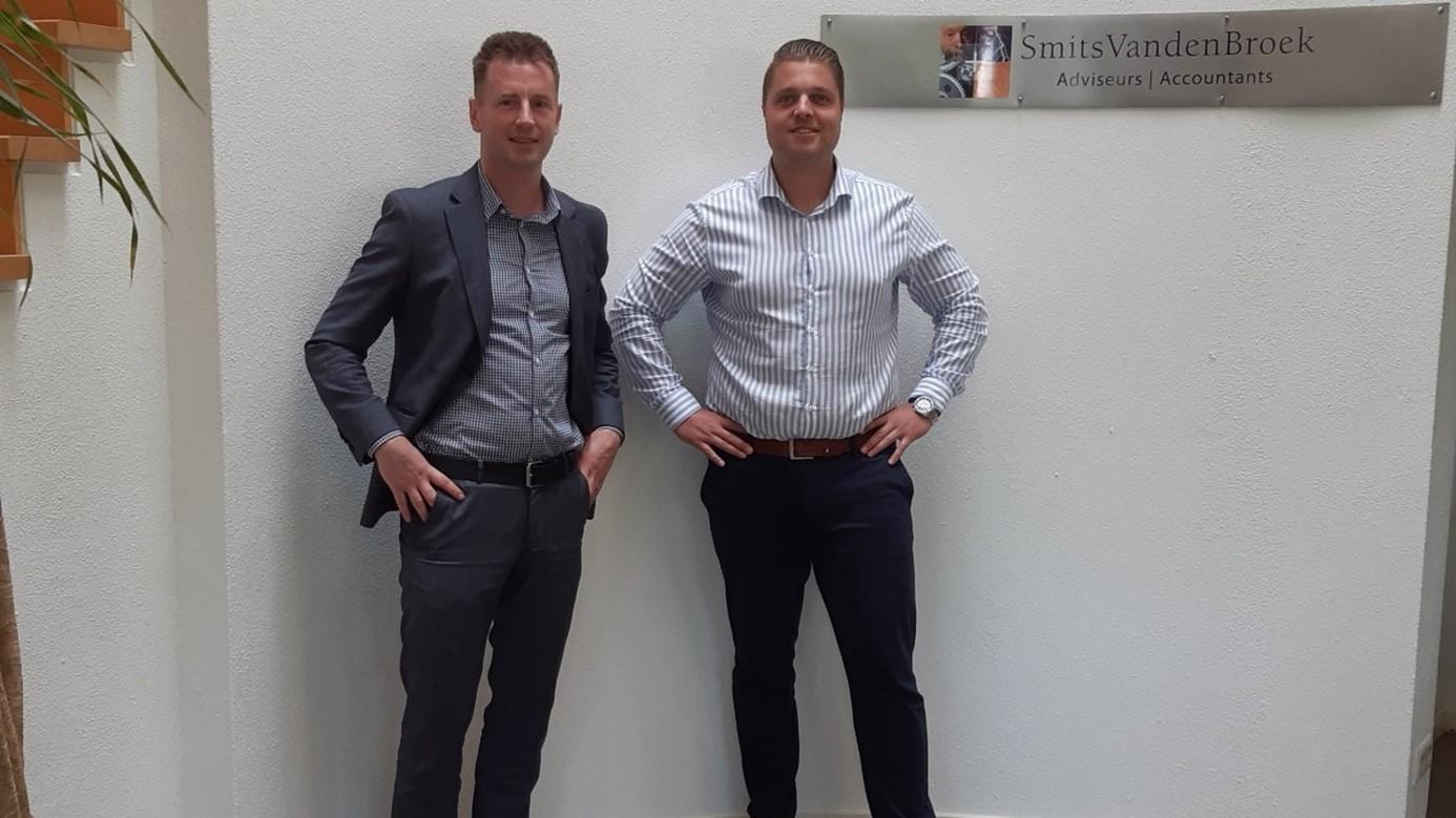 Bo Rietjens en Pieter Vervoort ingeschreven als Registeraccountant